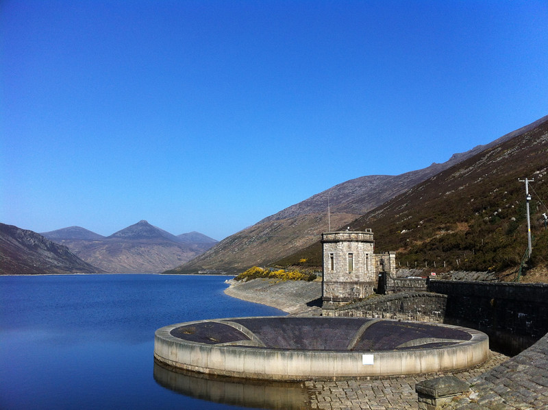 Silent Valley Reservoir, County Down, Northern Ireland