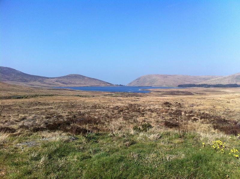 Spelga Reservoir, County Down, Northern Ireland