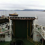 Another day, Another CalMac ferry, MV Loch Shira to Cumbrae this time