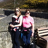 Catherine, Eva and Granny Bernie, Silent Valley, County Down, Northern Ireland