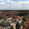 The view from The Belfry. 366 steps with Eva in the baby sling - quite a workout