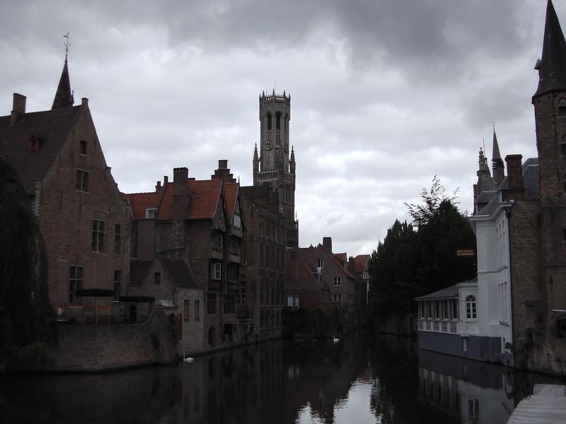 Bruges on a colder morning