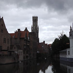 Bruges on a colder morning