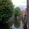 More canals in Bruges