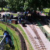 Minature railway at Cutteslowe Park