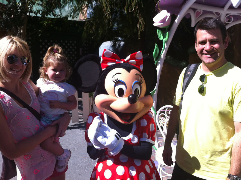 We all meet Minnie.