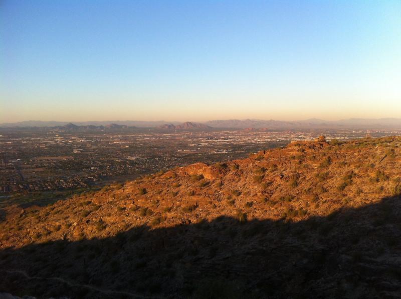 South Mountain, Phoenix.