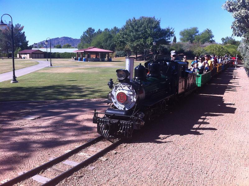 Scottsdale Railway Park.
