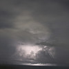 Lightning Strike within a cloud