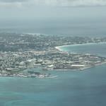 Bridgetown Port, Carlisle Bay and Needhams Point