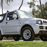 Our Suzuki Jimny rental
