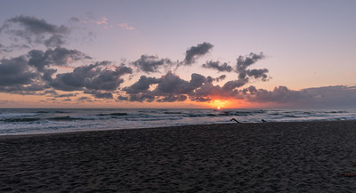 Sunrise in Tortuguero - Costa Rica