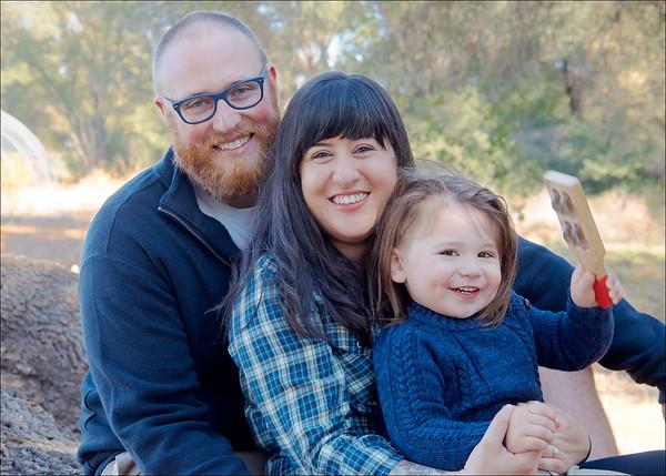 Elliott Family 2015