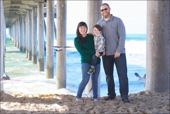 Elliott Family Beach