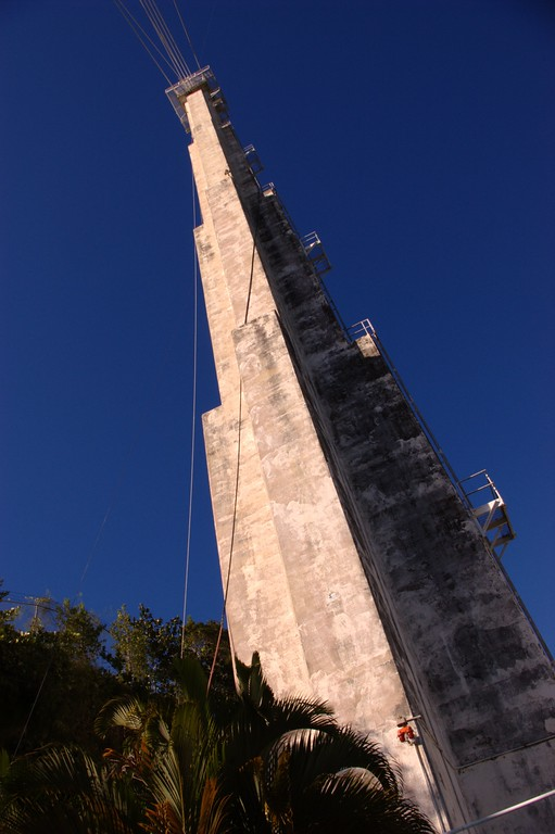 Arecibo Tower