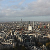 The BT Tower from the London Eye