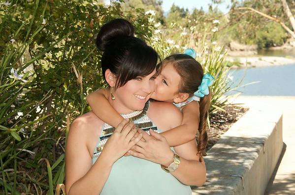 Natalie & Mommy :)