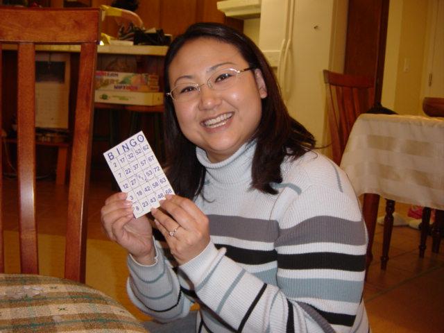 liah loves bingo