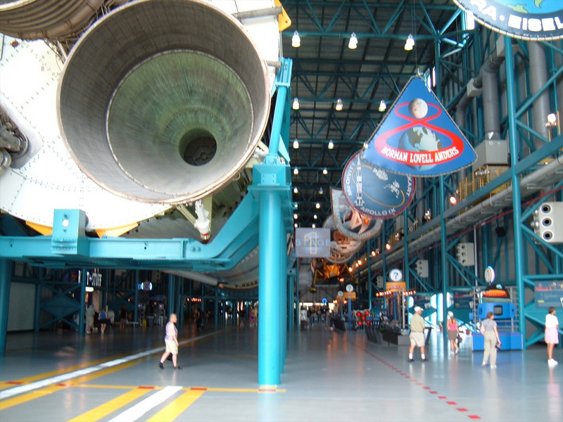 Saturn V at KSC