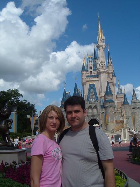 At the Magic Kingdom