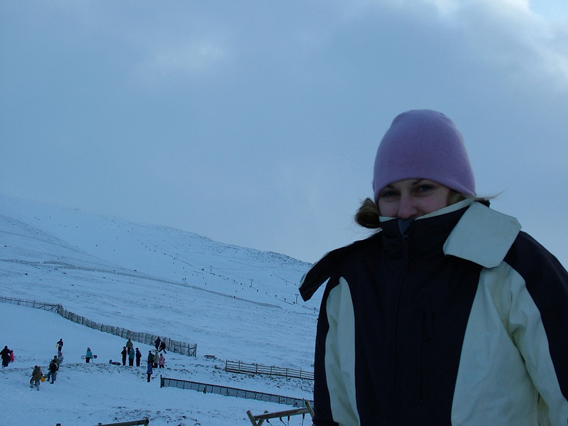 Catherine feeling cold