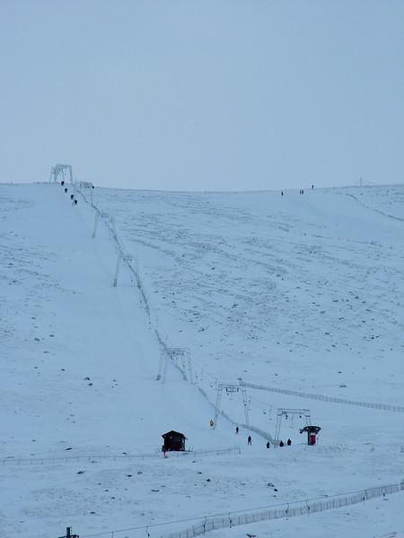 The Warrens Ski Tow
