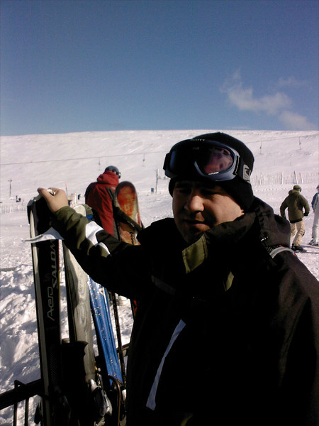 Snowblind!