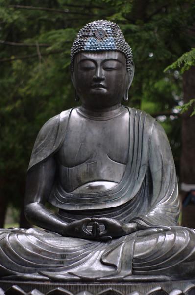 Obligatory Buddha