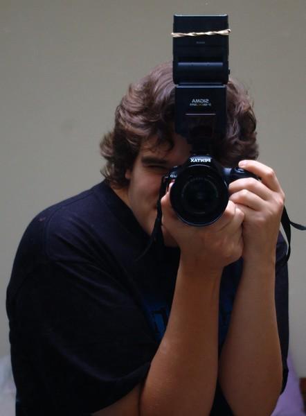 Obligatory self photo.