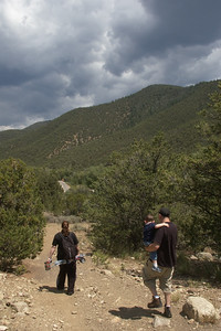 Mark, Megan, Brendon, Montoya, Taos, Pentax, ist DL, July, 2008, Vacation, New Mexico