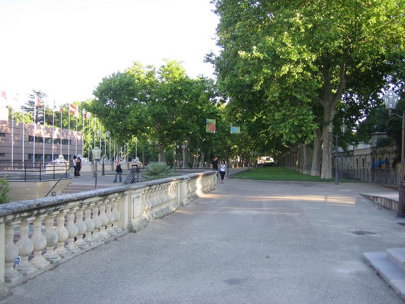 Location - Montpellier