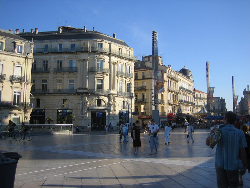 Location - Montpellier