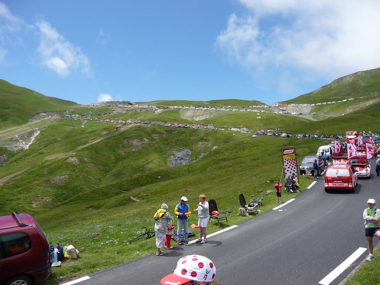Location - Col du Tourmalet