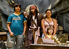 jake told captain jack sparrow not to trust him.