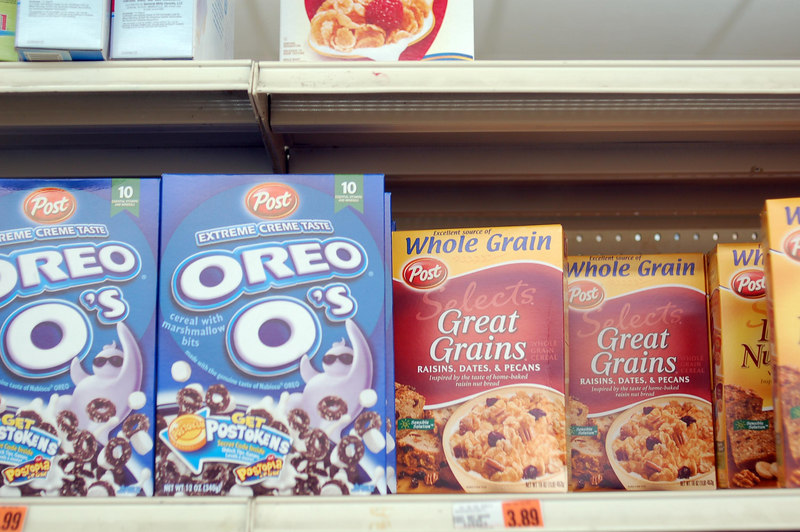 this is top shelf cereal on the gulf coast. is the nutrition as extreme as the creme? sorry — the creme <i>taste</i>?