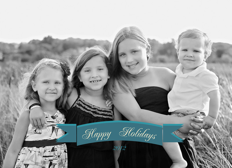 Modern Christmas Crush 3 5 X 7 Front<br /> Prices starting at $2.20/card