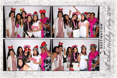 Destination Hotels Holiday Party 2016