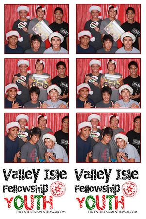 Valley Isle Youth Christmas Party 2015