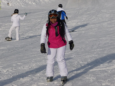 Alpe d'Huez, January 2013