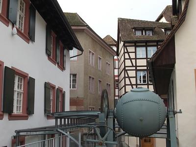 Basel Altstadt - Paper Mill Museum