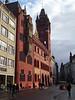Basel Rathaus in Marktplatz.