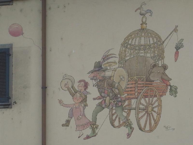 Bern - wall art