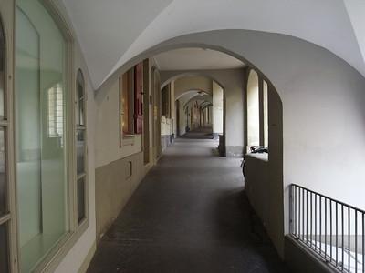 Bern - covered walkways