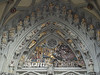 Bern - Munster entrance - The Last Judgement