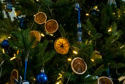 Themed Christmas tree:  The Netherlands