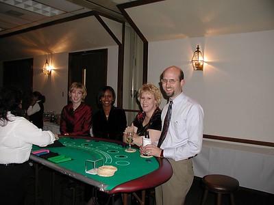 Pam, Tandra, Alison, & Dan