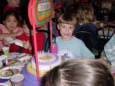 Connor & Cake