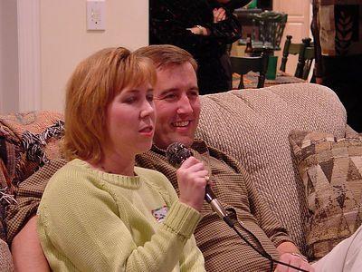 Pam & John (AKA Sonny & Cher)