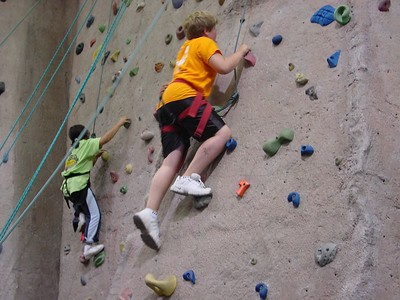 Ryan Climbs