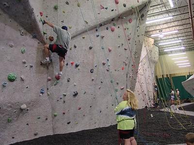 Dad  Climbs